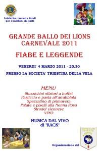 Carnevale 2o11