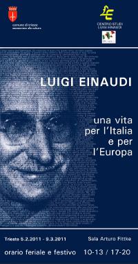 Mostra Luigi Einaudi
