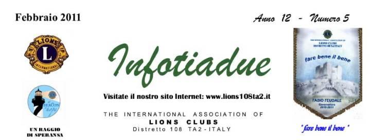 Infotiadue Febbraio 2011