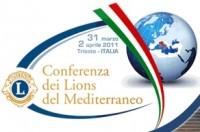 Logo Conferenza Lions Med