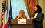 Ljiliana Avirović e Miljenko Jergović