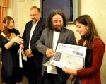 Lucia Krasovec Lucas, Roberto Cosolini, Miljenko Jergović e la premiata