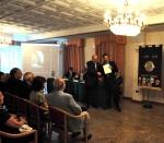 2° Premio Concorso My Trieste a Giovanni Benedetti