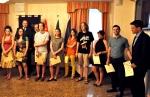 Alcuni partecipanti al Concorso My Trieste