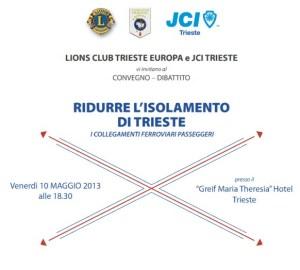 Convegno LC Trieste Europa_JCI Trieste