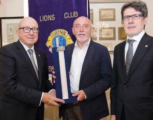 Vittorio Piccoli, Paolo Rumiz e Dario Stechina