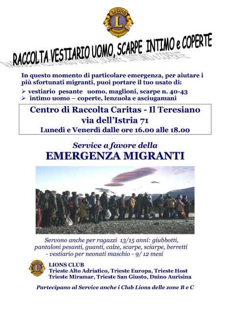 Emergenza migranti Locandina-2