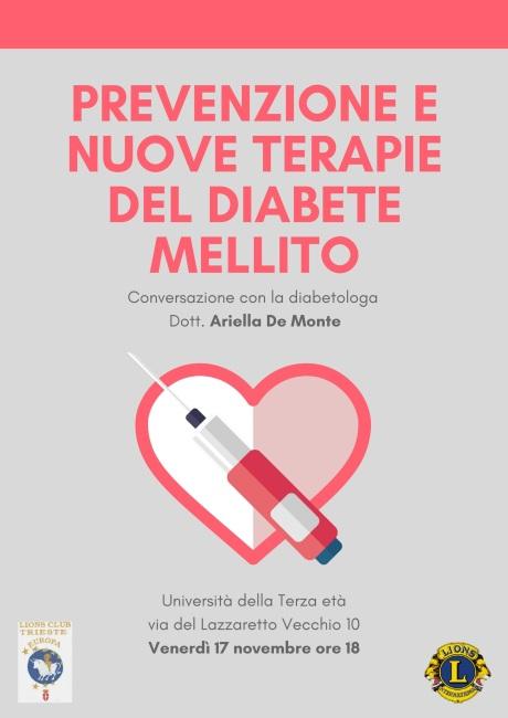 diabete conferenza