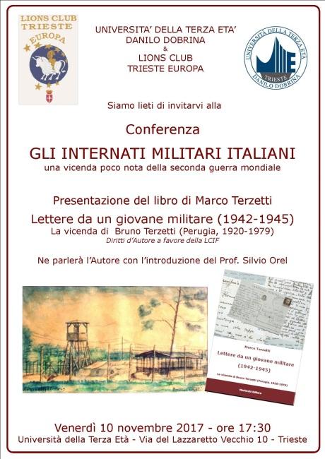 Locandina Trieste
