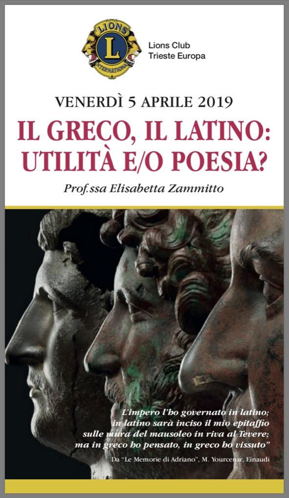 Greco e latino (2)