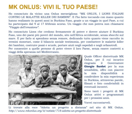 InfoTa2 ottobre_articolo Mk Onlus